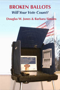 Broken Ballots book cover