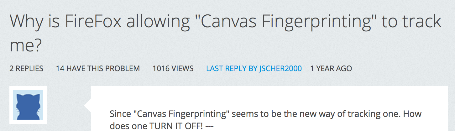 Do privacy studies help? A Retrospective look at Canvas
