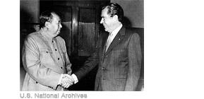 Nixon Meets Mao